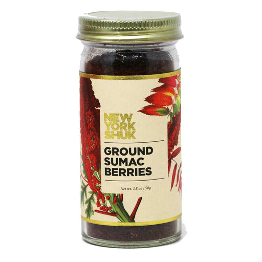 New York Shuk - Ground Sumac Berries, 1.8oz