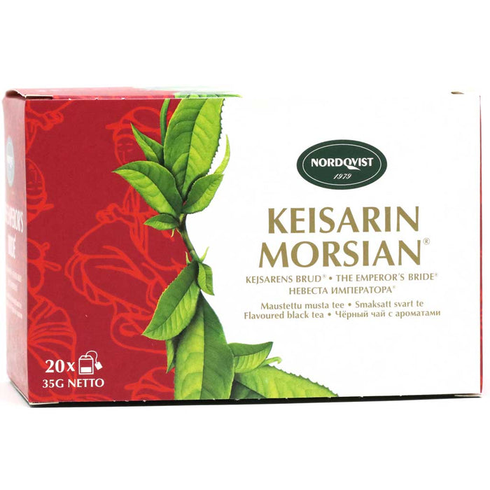 "Nordqvist Elderberry & Quince Black Tea ""The Emperor's Bride"", 1.23oz"