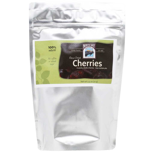 North Bay Trading Co - Freeze Dried Cherries, 2.5oz