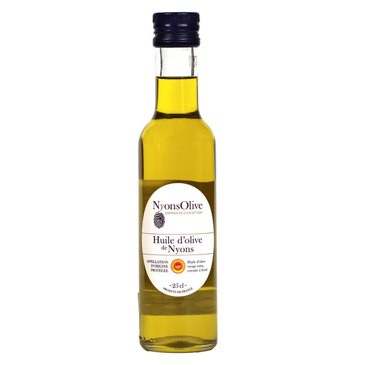 Nyonsolive - Cold-Pressed Extra Virgin Olive Oil, 8.45 fl. oz