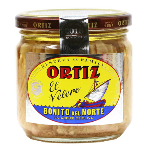 Ortiz - Family Reserve Tuna in Olive Oil, 270g Jar
