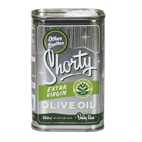 "California ""Shorty"" Blend Extra Virgin Olive Oil by Other Brother, 8.45oz"