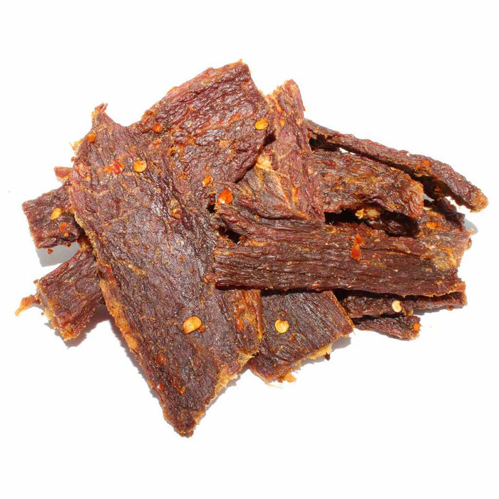 Peoples Choice Beef Jerky-Old Fashioned Hot & Spicy-myPanier
