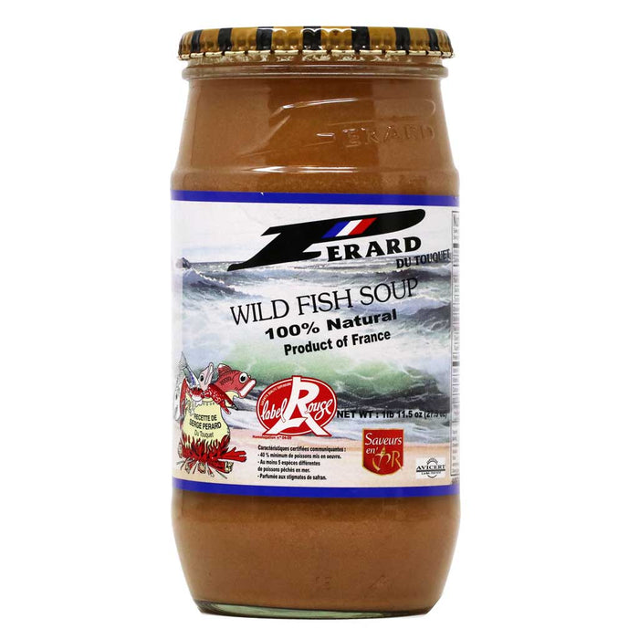 Perard - French Fish Soup, 100% Natural, 29 fl oz (850ml)