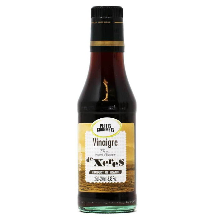 Petits Gourmets - Xeres Vinegar (Sherry Flavored) - 25 cl (8.4oz)