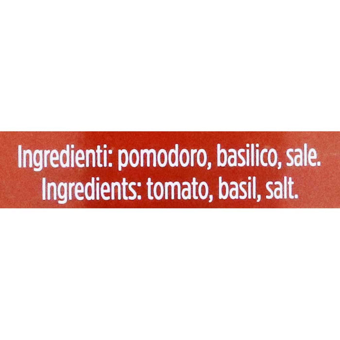 Petti - Strained Tomatoes with Basil, 17.5 oz