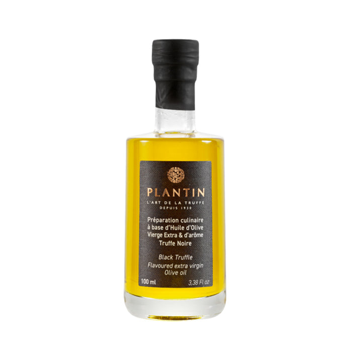 Plantin - Black Truffle Flavored Extra Virgin Olive Oil, 100ml