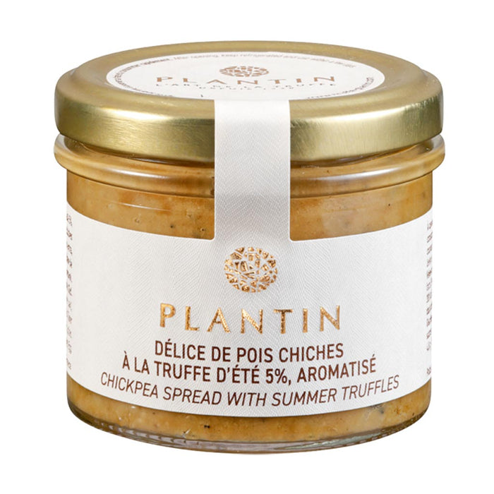 Plantin - Chickpea Spread with Summer Truffle, 100g