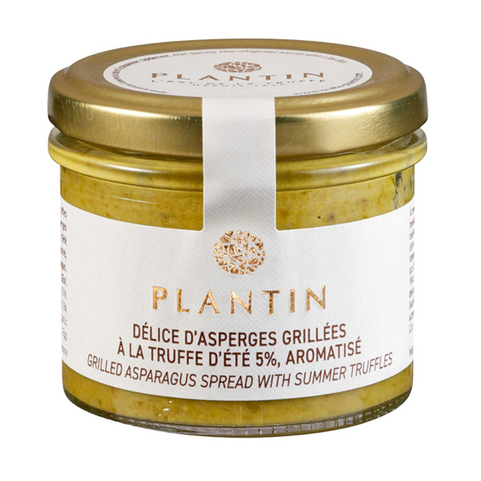 Plantin - Grilled Asparagus Spread with Summer Truffle, 100g