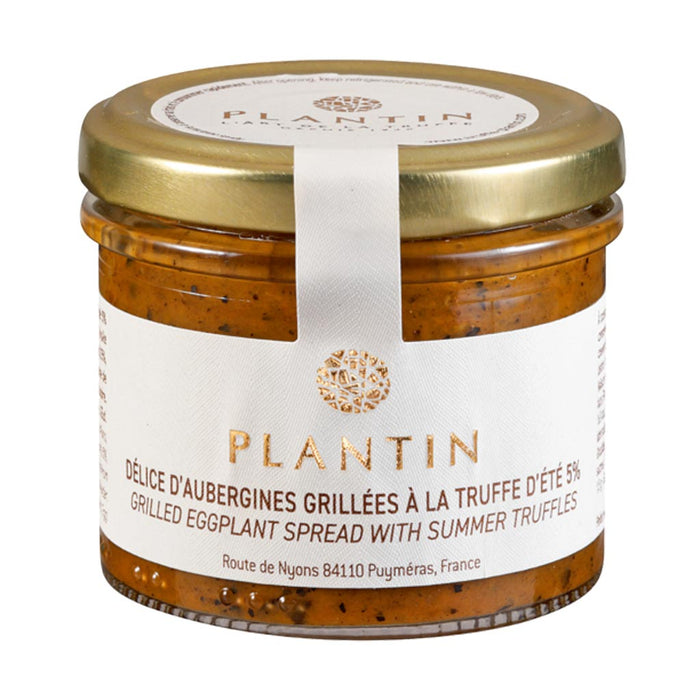 Plantin - Grilled Eggplant Spread with Summer Truffle, 100g