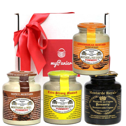 Pommery French Mustard Specialties Gift Set