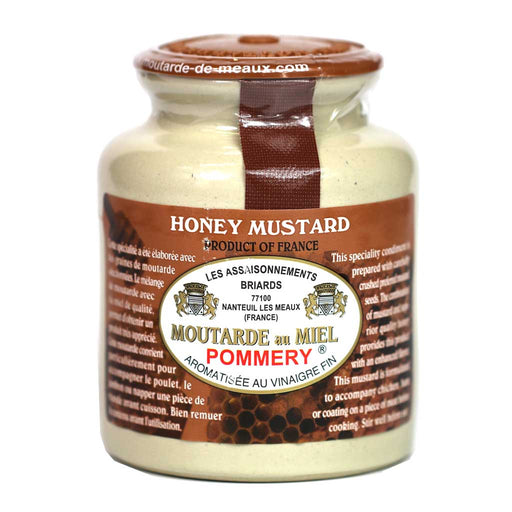 Pommery - Whole Grain Mustard (Honey Flavored) 250g Jar