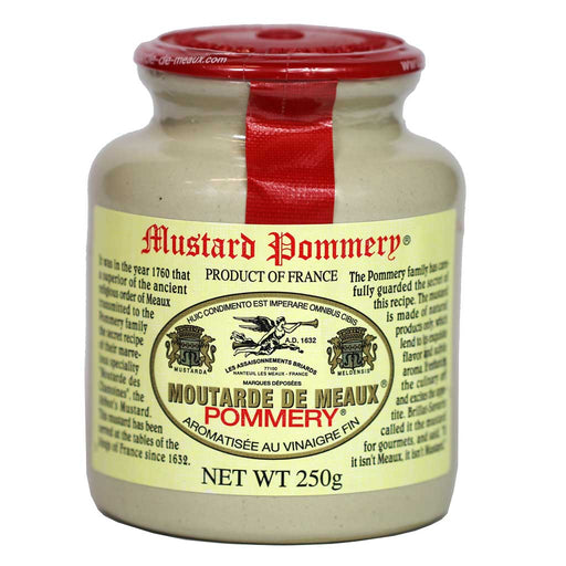 Pommery - French Whole-Grain Mustard from Meaux