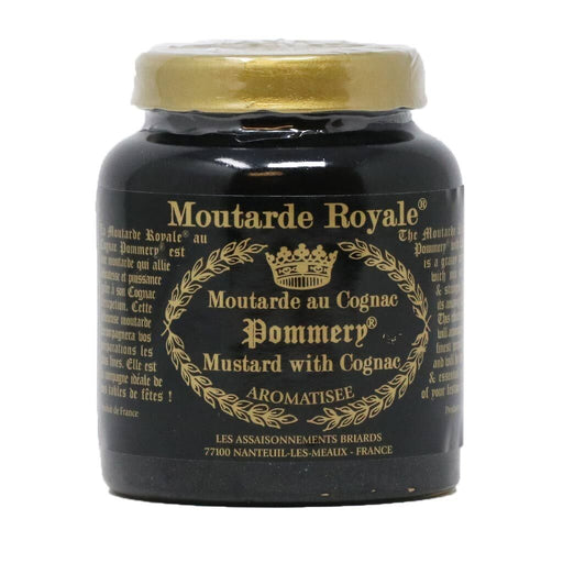 Pommery - Royal Mustard from Meaux with Cognac, 100g
