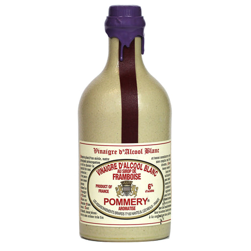 White Distilled Vinegar with Raspberry by Pommery main image