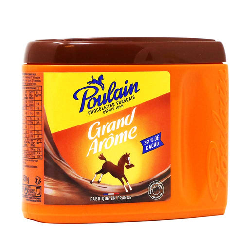 Poulain - Hot Chocolate Breakfast Mix Grand Arome, 450g (15.9oz)