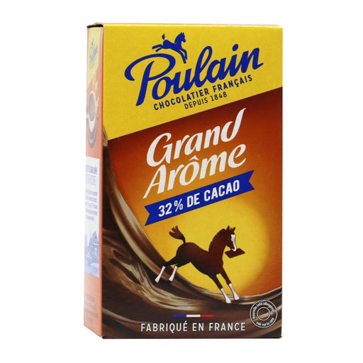 Poulain - Grand Arome, Chocolate Breakfast Mix, 250g (8.8oz)