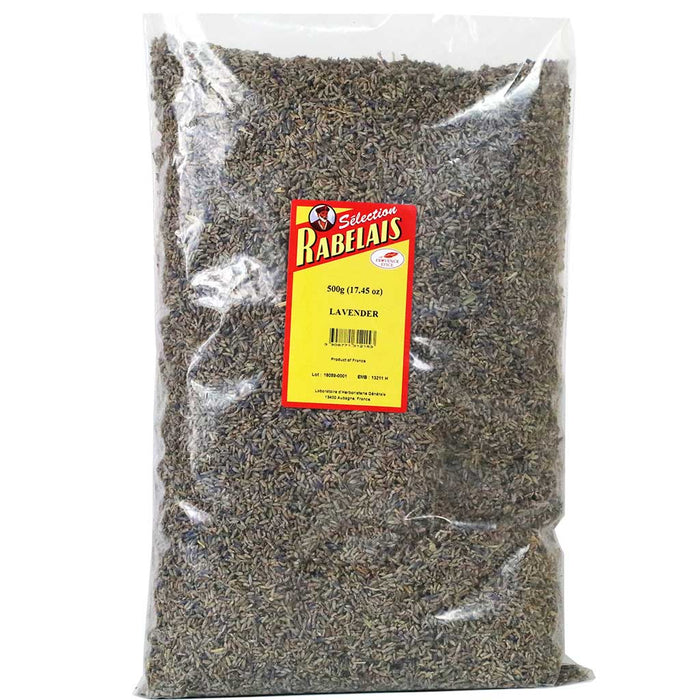 Provence Epices - Dried Lavender Buds, 500g (17.6 oz)