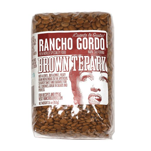 Rancho Gordo - Brown Tepary Bean, 1lb