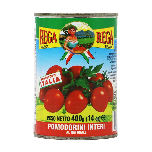Rega Marca - Pomodorini Whole Cherry Tomatoes, 14oz
