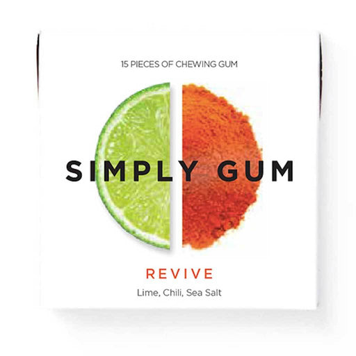 Simply Gum - Revive Natural Chewing Gum 1