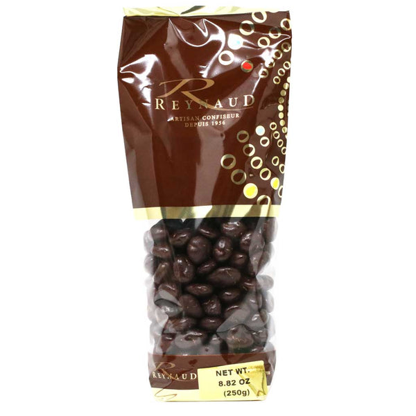 Reynaud - Dark Chocolate Covered Raisins with Sauternes Wine, 250g Bag