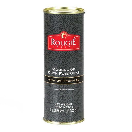 Rougie - Duck Foie Gras Mousse with 2% Truffles, 320g (11.3oz)