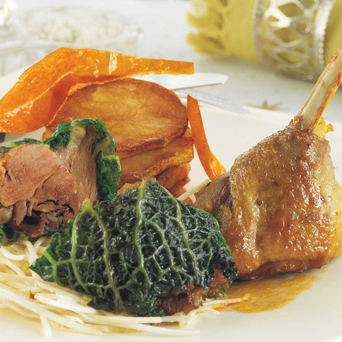 Rougie - Confit of Duck Leg, 190g (6.7oz)