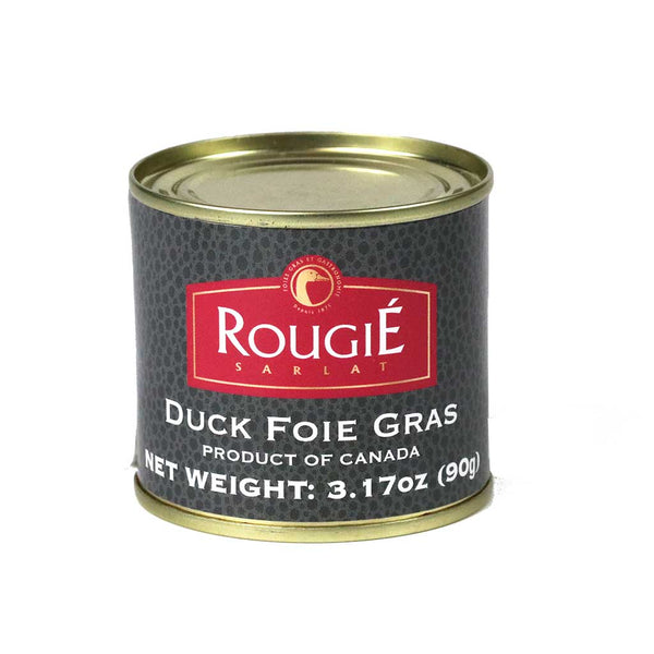 Rougie - Duck Foie Gras, 90g (3.17oz)