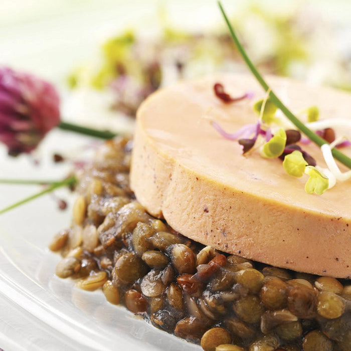 Rougie - Duck Foie Gras with Truffles, 90g