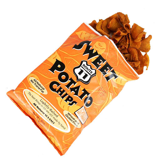 Route 11 - Sweet Potato Chips, 5oz