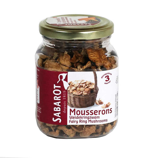 Sabarot Dried Fairy Ring Mushrooms (Mousserons), 30g (1.1oz)