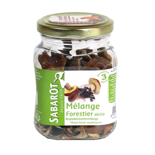 Sabarot - Dried Mixed Forest Mushrooms, 40g (1.4 oz)