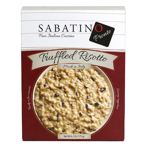 Sabatino - Black Truffled Risotto, 6.2oz