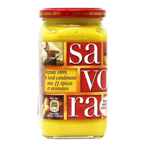Amora - Savora 11 Spice French Condiment, 385g  (13.6oz)