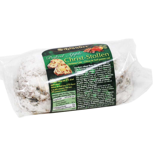 Schlunder - Mini Baked Apple Christmas Stollen, 7oz