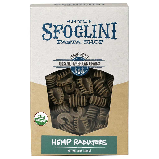 Sfoglini Pasta, Organic Hemp Radiators, 16oz