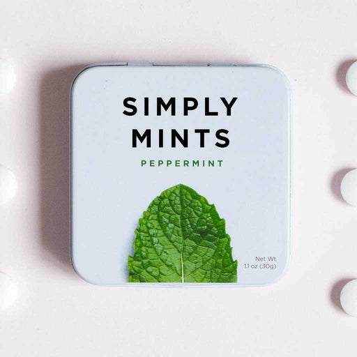 Simply Mints - Natural Peppermint 1