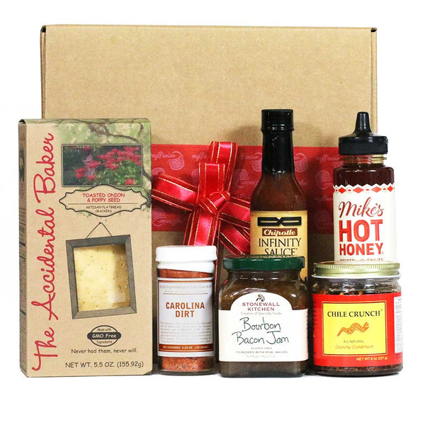 Smokin' Hot BBQ Gift Set-myPanier