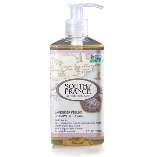 South of France - Lavender Fields Liquid Hand Soap, 8oz