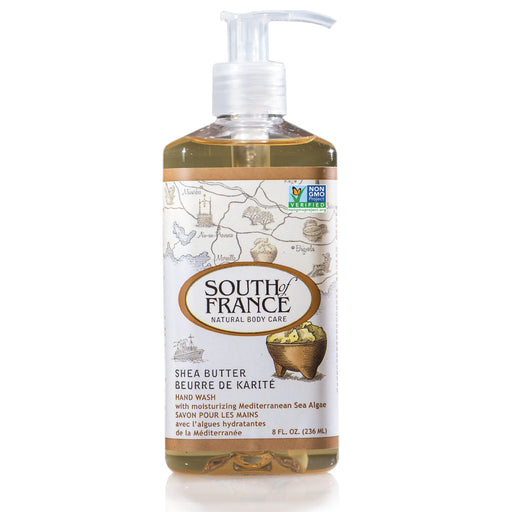 South of France - Shea Butter Liquid Hand Soap, 8oz