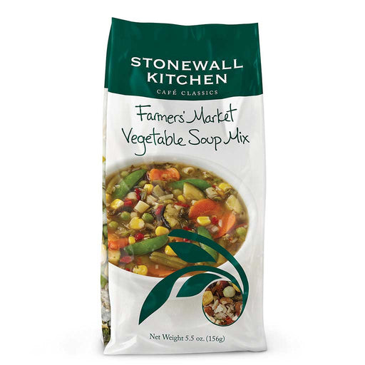 Stonewall Kitchen - Farmers' Market Vegetable Soup Mix, 5.5oz