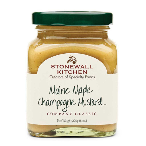 Stonewall Kitchen - Maine Maple Champagne Mustard, 8oz