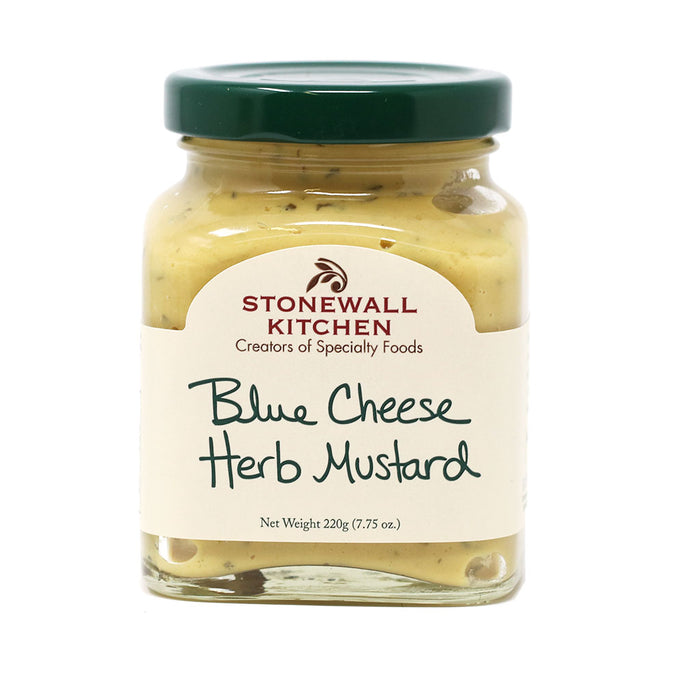 Stonewall Kitchen - Blue Cheese Herb Mustard, 7.75 oz