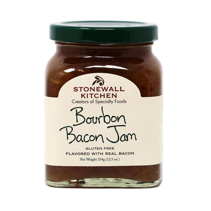 Stonewall Kitchen-Bourbon Bacon Jam-myPanier