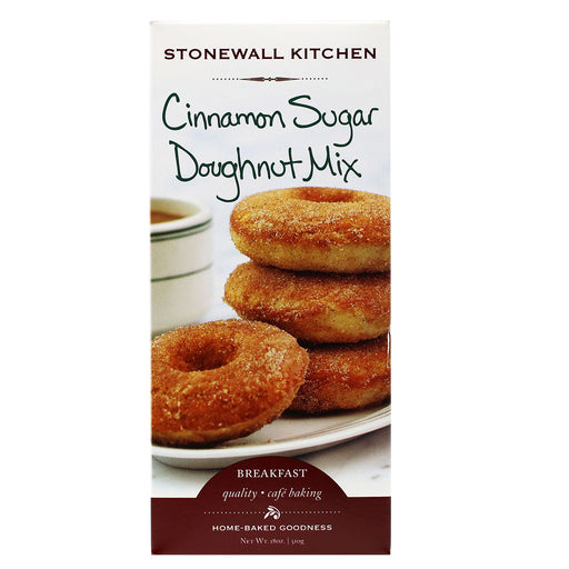 Stonewall Kitchen - Cinnamon Sugar Doughnut Mix, 18oz