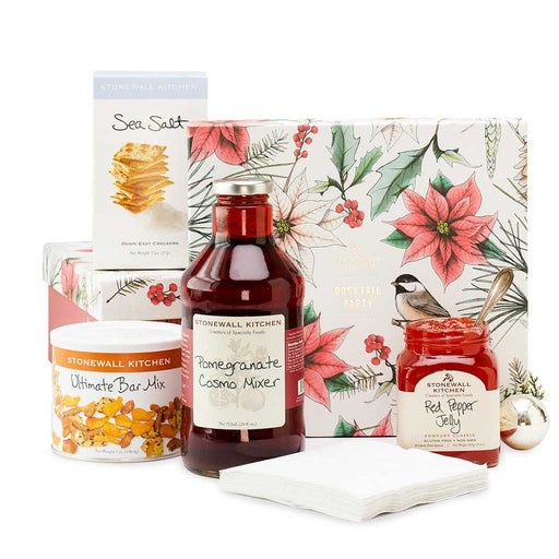 Stonewall Kitchen - Cocktail Party Holiday Gift Set