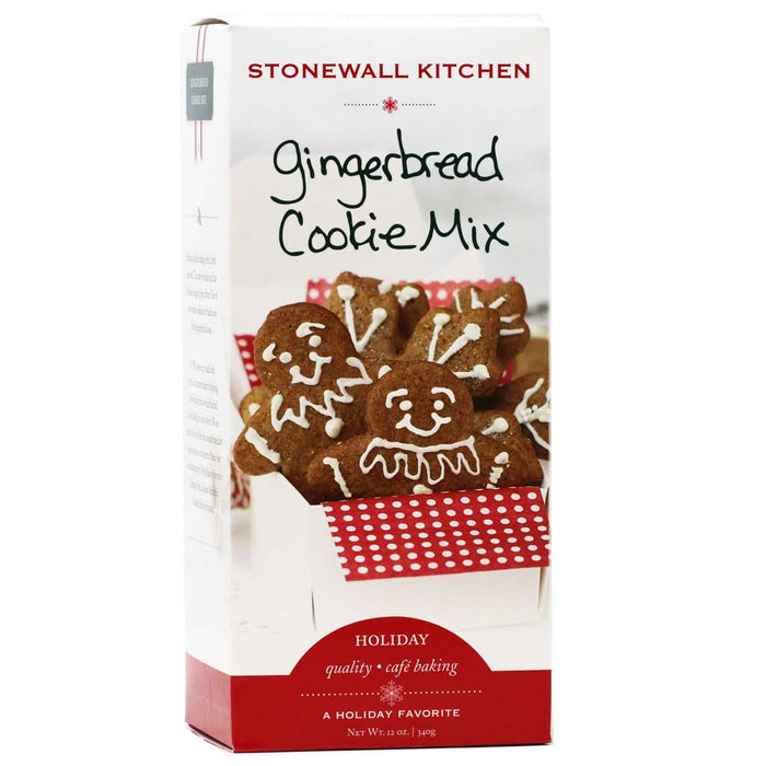 Stonewall Kitchen Gingerbread Cookie Mix, 12oz