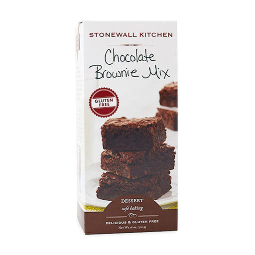 Stonewall Kitchen - Gluten-Free Chocolate Brownie Mix, 18oz