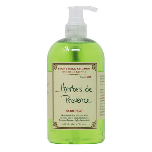 Stonewall Kitchen - Herbes de Provence Hand Soap 16.9 oz
